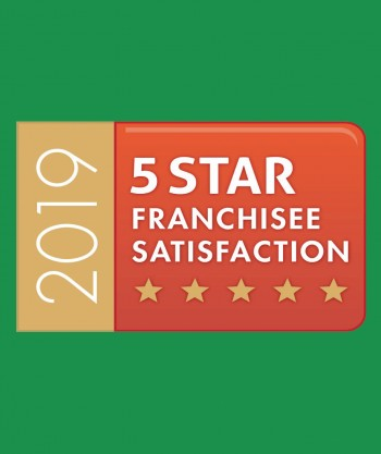5 star franchisee award